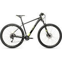 Bicicleta CUBE AIM EX black/flashyellow 2021 cadru 23'' (XXL) 29''