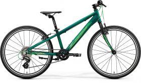 Bicicleta MERIDA 2020 Matts J.24 Race mat verde inchis (verde deschis)