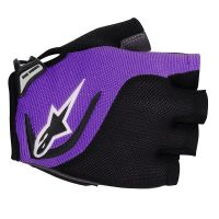 Manusi Alpinestars Pro-Light Short Finger black plum L