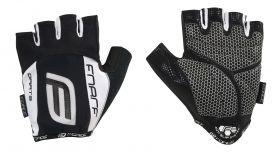 Manusi Force Darts17 gel fara banda velcro negru/alb XL