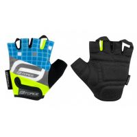 Manusi Force Kid F Square Albastru/Fluo S