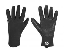 Manusi neopren Force Rainy negre XL