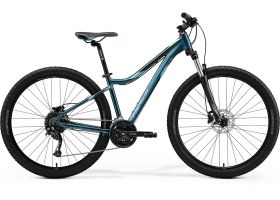 Bicicleta 2021 MERIDA MATTS 7.30 albastru/albastruverzui S ( 15'') 27.5'' in stoc din 15.06.2021