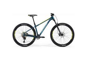 Bicicleta 2021 MERIDA BIG.TRAIL 500 albastruverzui-albastru (limeargintiu-albastru)  L (19'') 29'' in stoc din 30.08.2021
