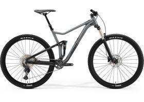 Bicicleta 2021 MERIDA ONE-TWENTY 400 mat gri/lucios negru L (19'') in stoc din 30.09.2021