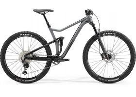 Bicicleta 2021 MERIDA ONE-TWENTY 600 mat gri/lucios negru L (19'') in stoc din 30.08.2021