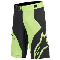 Pantaloni scurti Alpinestars Pathfinder Base Racing Shorts bright green/black 32