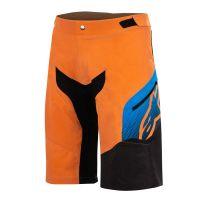 Pantaloni scurti Alpinestars Predator bright orange/bright blue 30