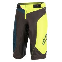 Pantaloni scurti Alpinestars Vector black/acid yellow 32