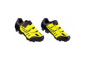 Pantofi Force MTB Tempo, fluo/negru, 36
