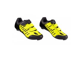 Pantofi Force Road Lash, negru/fluo, 39
