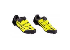 Pantofi Force Road Lash, negru/fluo, 38