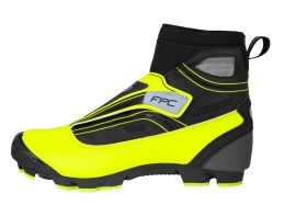 Pantofi iarna Force Ice MTB fluo 39