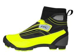 Pantofi iarna Force Ice MTB fluo 40