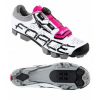 Pantofi MTB Crystal Dama, Alb-Roz 40