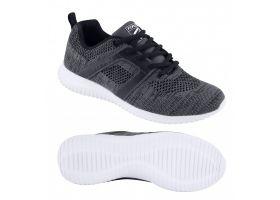 Pantofi sneakers Force Titan, gri, 36