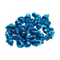 Pini pedale Reverse set 24 bucati albastre
