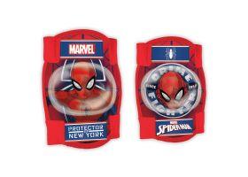 Protectii genunchi si coate copii Seven Spiderman