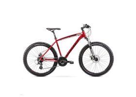 Bicicleta de munte pentru barbati Romet Rambler R6.3 Rosu 2021 M (18'')