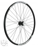 Roata fata 28/29 Force Basic Disc 622x19 6 suruburi