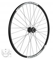 Roata fata 28/29 Force Basic Disc 622x19 centerlock