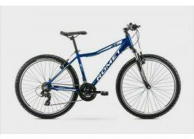 Bicicleta de munte pentru copii Romet Rambler R6.1 Jr albastru 2021 M (17'')