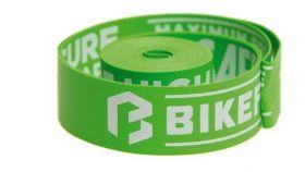 Banda-fond janta BikeFun SafeTape 20mm verde