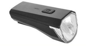 Lumini bicicleta  BIKEFUN STREAM USB fata