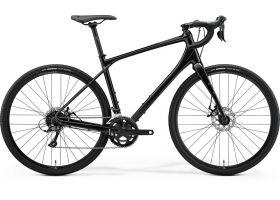 Bicicleta MERIDA 2021 SILEX 200 negru lucios/mat M ( 50) in stoc din 30.11.2021
