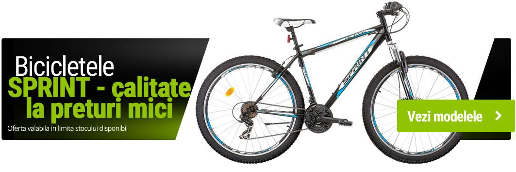 biciclete sprint